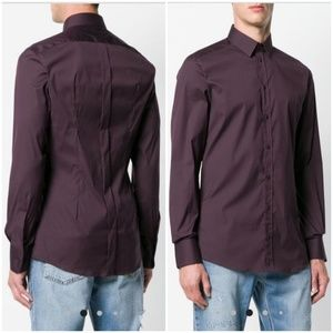 Dolce & Gabbana Button Down Dress Shirt